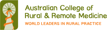 ACRRM - Australian College of Rural & Remote Medicine